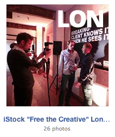 LONDON Free The Creative