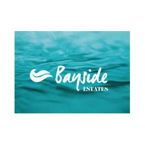 Bayside Estates branding