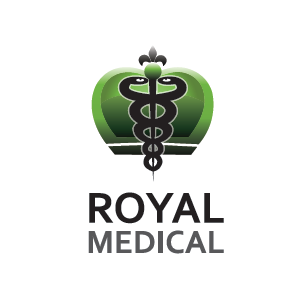 Royal Medical Supplies logo